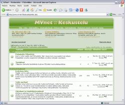 petit coup d'oeil sur un forum Finlandais dans voyage keskustelupalsta