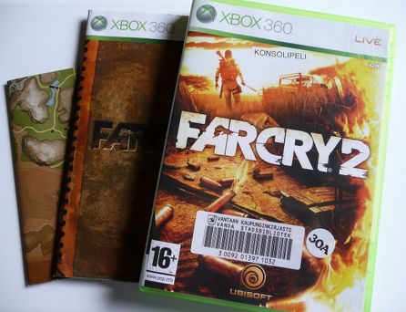 Far Cry lainattu kirjastosta