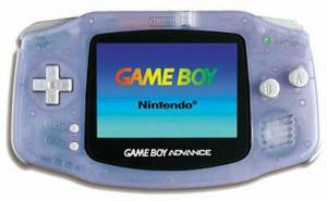 Game Boy Advance -pelikonsoli
