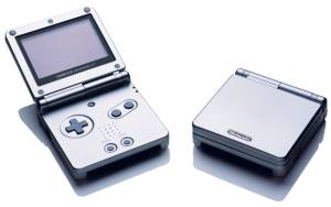 Game Boy Advance SP -pelikonsoli
