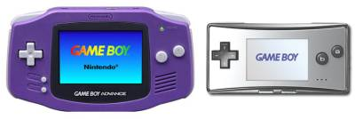Game Boy Advance ja Game Boy Micro